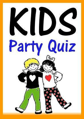 Kids Party Quiz