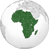 africa continent