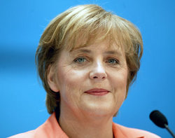 Germany  leader Angela Merkel