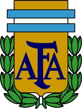 Argetina football badge