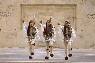 Greek National Costume