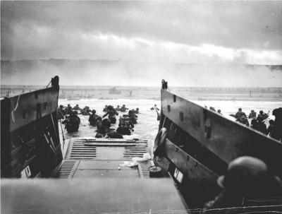 D-Day Normandy  landings 6th of June 1944