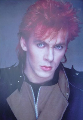 Duran Duran (its  Nick Rhodes)