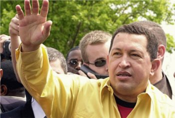 Venezuela (its Hugo  Chavez)