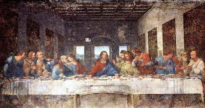 Leonardo da vinci – (The Last supper)