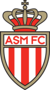AS Monaco badge