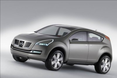Nissan  Qashqai (award one point for make and one point for model)