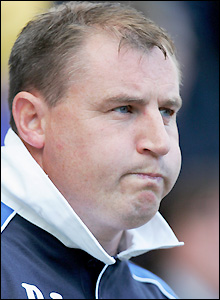 Wigan (its Paul Jewell)
