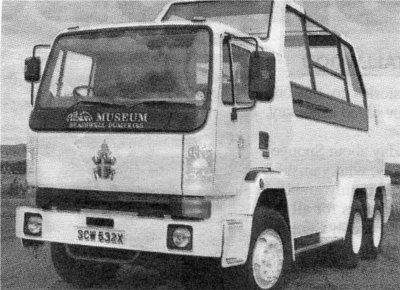 The Popemobile 1982