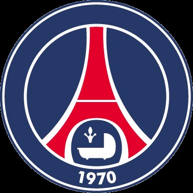 Paris St Germain badge