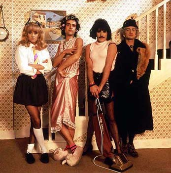 Queen – I Want To Break  Free.