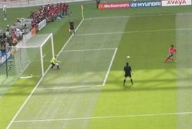 football quiz -  penalty kick