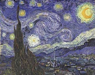 Van Gogh- starry night