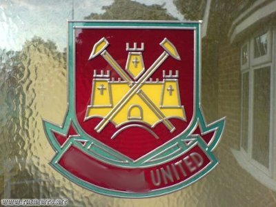 West Ham badge
